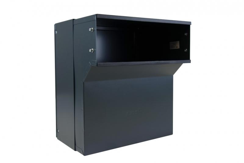 POŠTOVNÍ SCHRÁNKY DO SLOUPKU OPLOCENÍ - 1x poštovní schránka F-041 k zazdění do sloupku