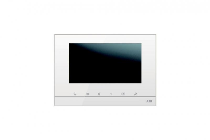 NÁHRADNÍ DÍLY A DOPLŇKY - Barevný videotelefon ABB Welcome Midi 7 (2TMA210050xxxxx)