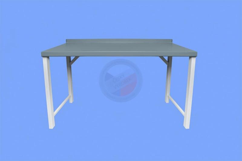 DÍLENSKÉ PRACOVNÍ STOLY - Dílenský pracovní stůl bez stolových skříněk