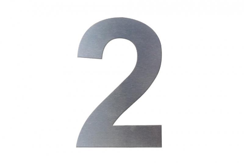 DOMOVNÍ ČÍSLA - Domovní číslo popisné NEREZ č. 2