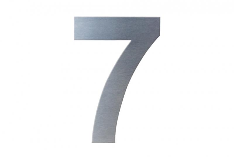 DOMOVNÍ ČÍSLA - Domovní číslo popisné NEREZ č. 7