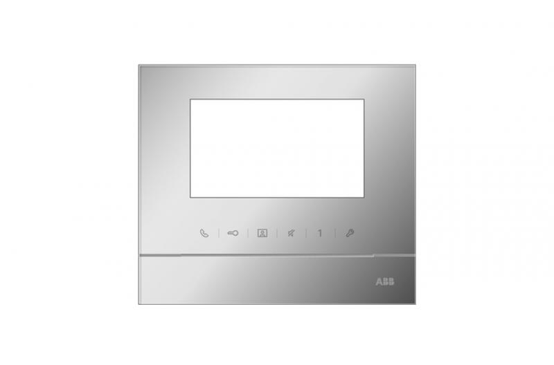 NÁHRADNÍ DÍLY A DOPLŇKY - Kryt pro domovní videotelefon 4,3 (2TMA210050xxxxx)