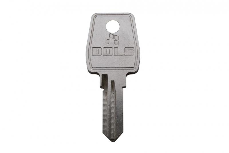 NÁHRADNÍ DÍLY A DOPLŇKY - Odlitek - polotovar klíče DOLS
