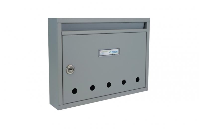 POŠTOVNÍ SCHRÁNKY - Poštovní schránka E-01 BASIC s otvory paneláková