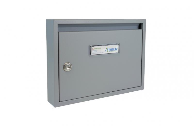 POŠTOVNÍ SCHRÁNKY - Poštovní schránka E-01 paneláková
