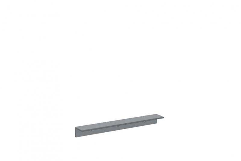 SESTAVY POŠTOVNÍCH SCHRÁNEK - Spodní L profil pro kotvení do zdiva