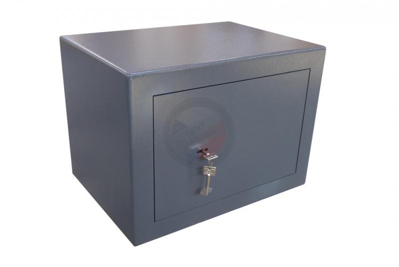 TREZORY - Trezor nábytkový AT 1 - jednoplášťový s mechanickým zámkem