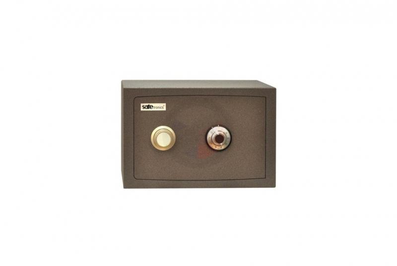 TREZORY - Trezor nábytkový NTR-24 LG - dvouplášťový s kombinačním zámkem