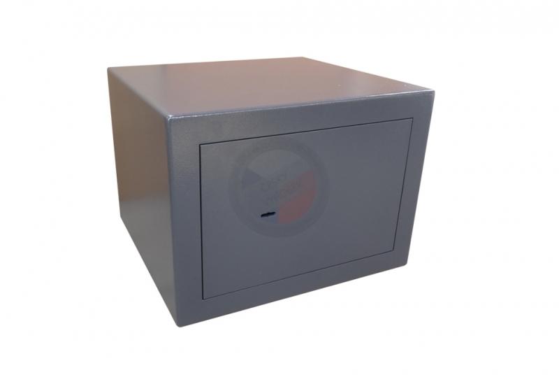 TREZORY - Trezor nábytkový PT 1 - dvouplášťový s elektronickým zámkem