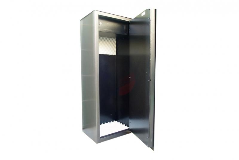 TREZORY A SKŘÍNĚ NA ZBRANĚ - Trezor skříň na zbraně TN 150 Maxi s vnitřní schránkou