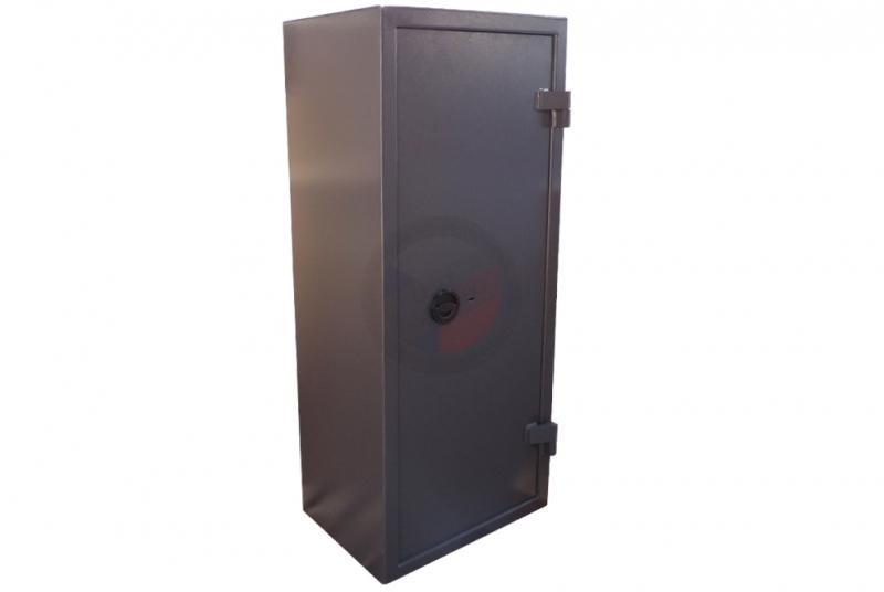 TREZORY A SKŘÍNĚ NA ZBRANĚ - Trezor skříň na zbraně WSA 10 - jednoplášťový s elektronickým zámkem