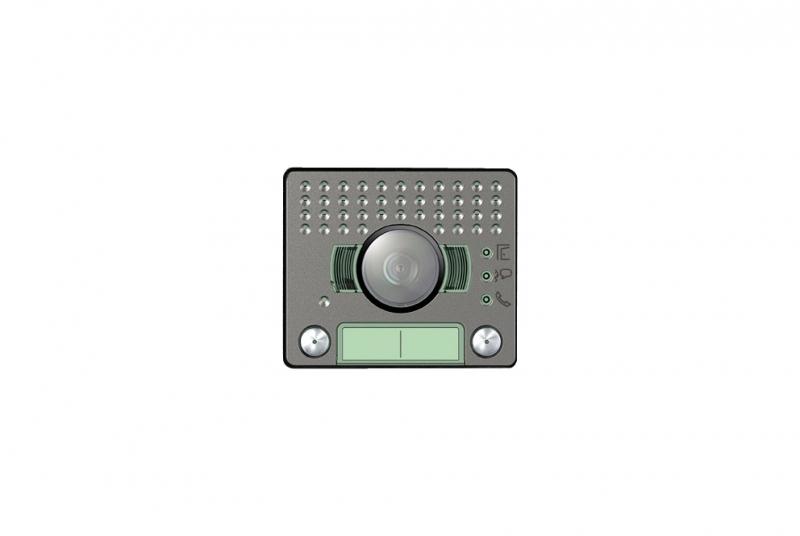 NÁHRADNÍ DÍLY A DOPLŇKY - Video modul BTICINO (351200) + kryt - 2 zvonková tlačítka (351225)