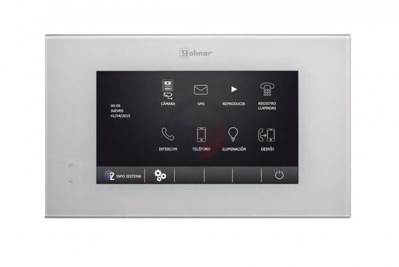NÁHRADNÍ DÍLY A DOPLŇKY - Videotelefon PENTHA GB2 handsfree barevný pro systémy GB2